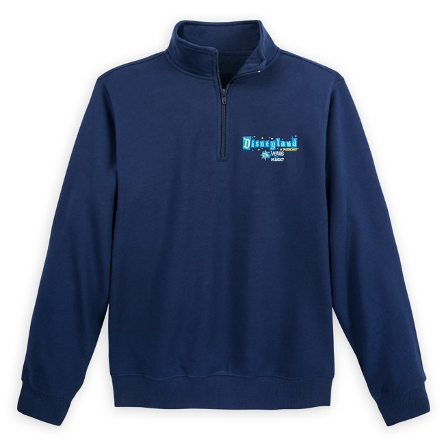 Disneyland 65th Anniversary Pullover Fleece for Adults
