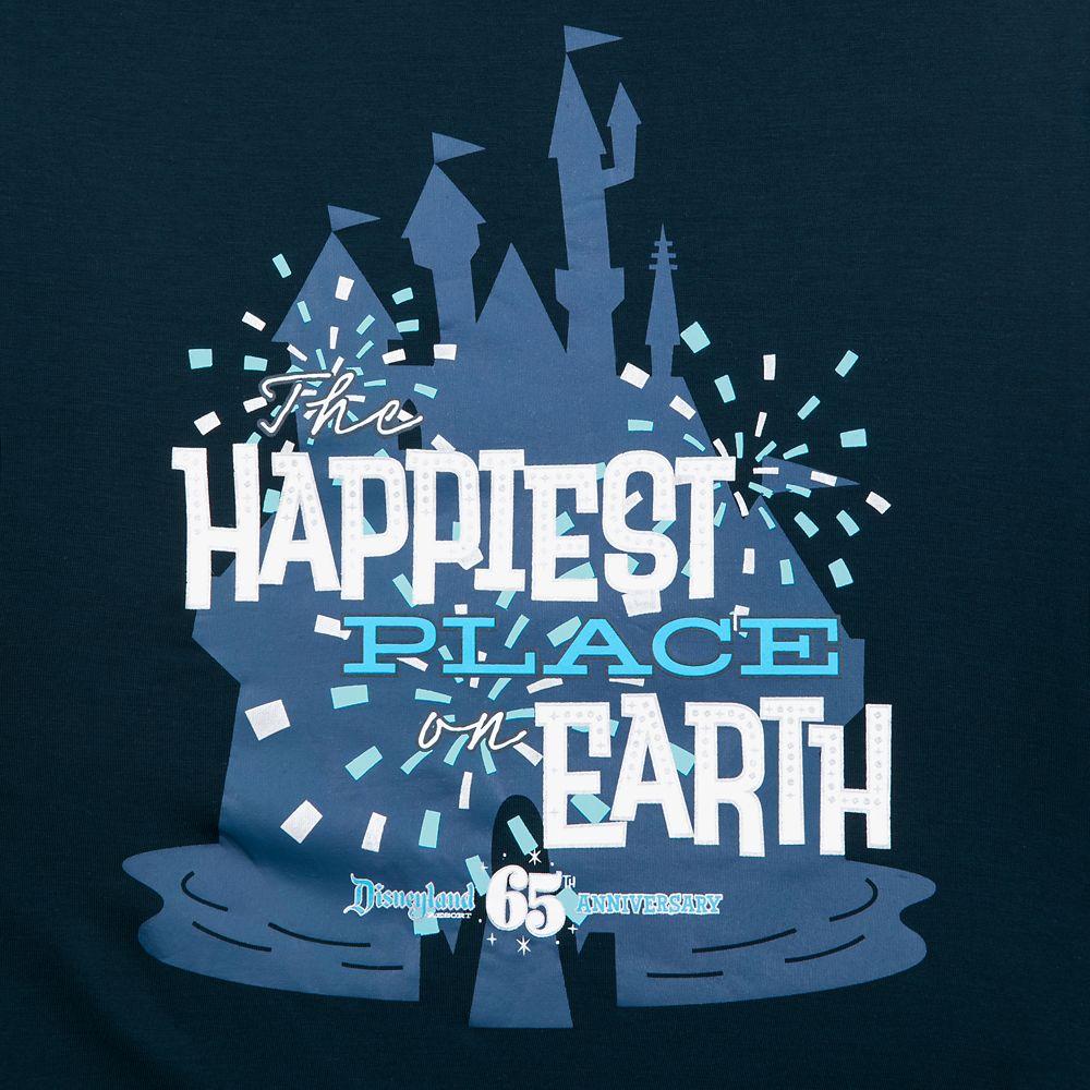 Sleeping Beauty Castle Tank Top for Women – Disneyland 65th Anniversary