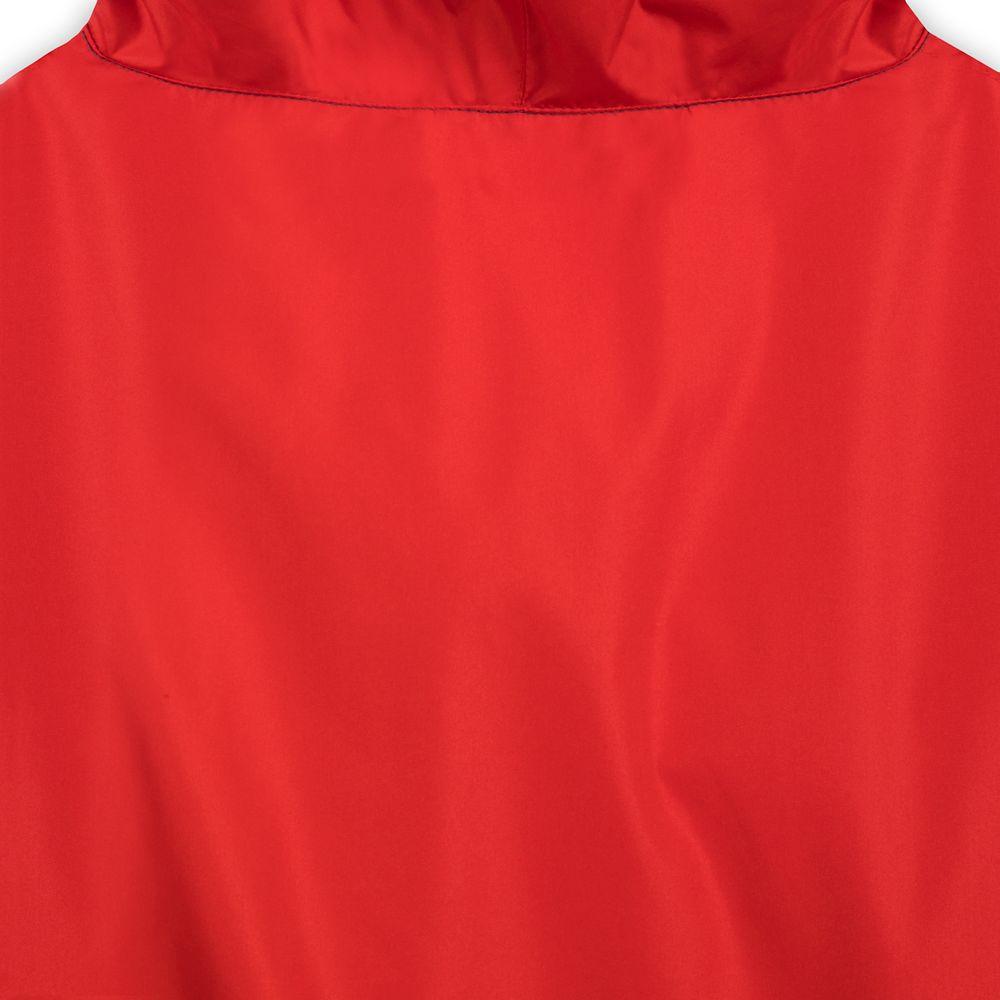 Mickey Mouse Icon Americana Windbreaker Jacket for Women