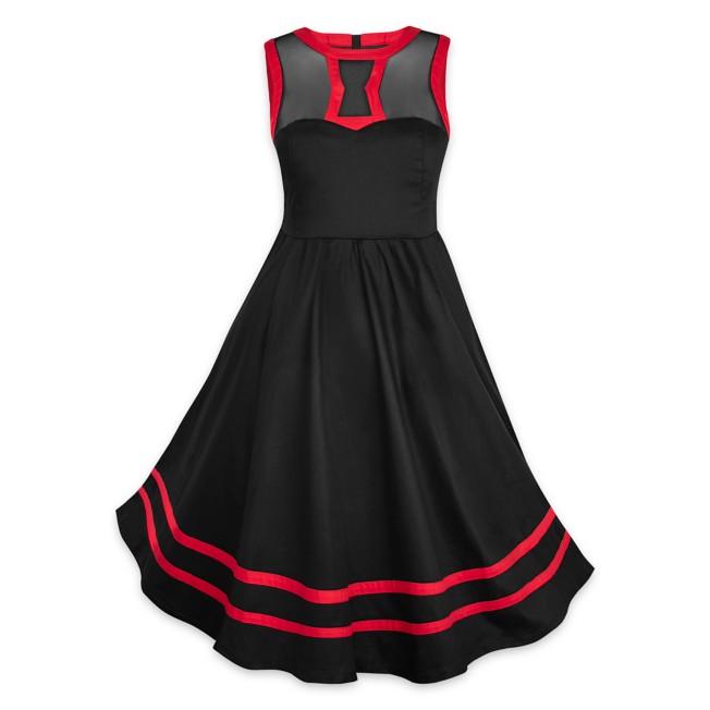 Black Widow Dress for Women by Her Universe