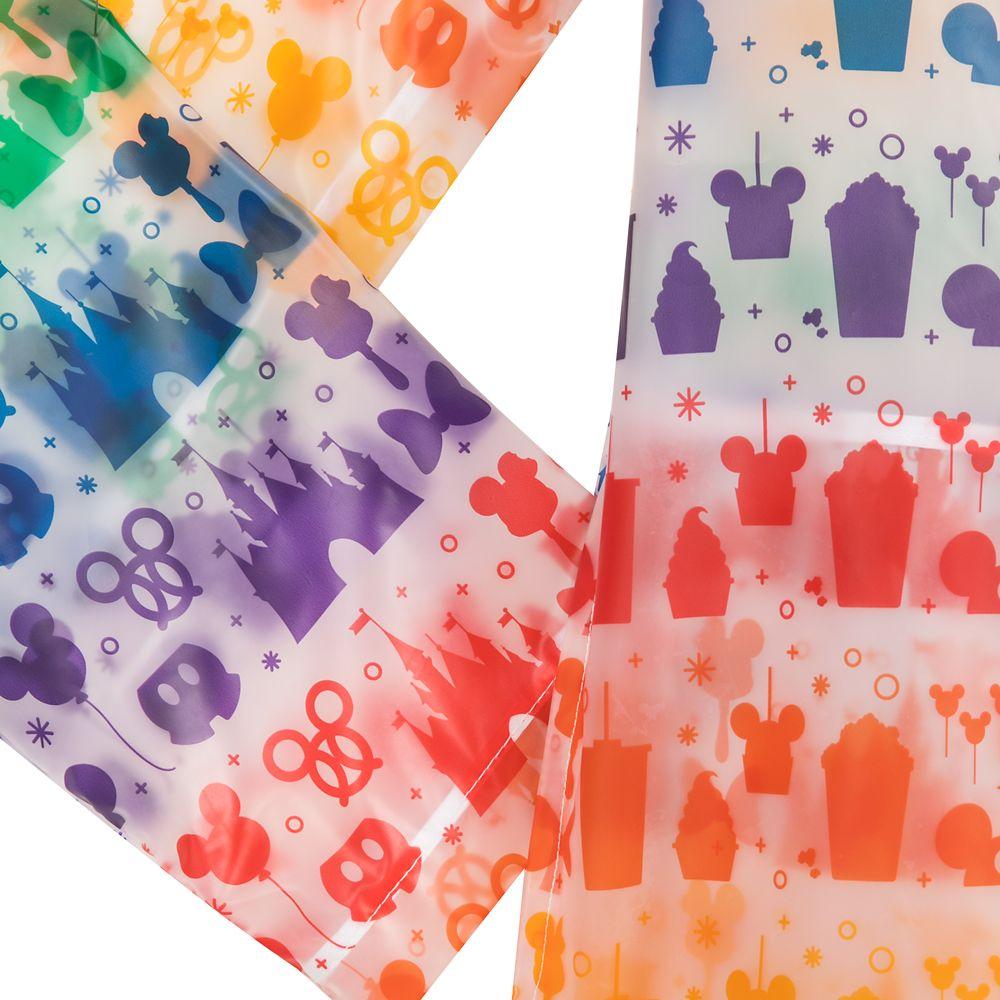 Rainbow Disney Collection Disney Parks Rain Jacket – Fashion Fit – 2020