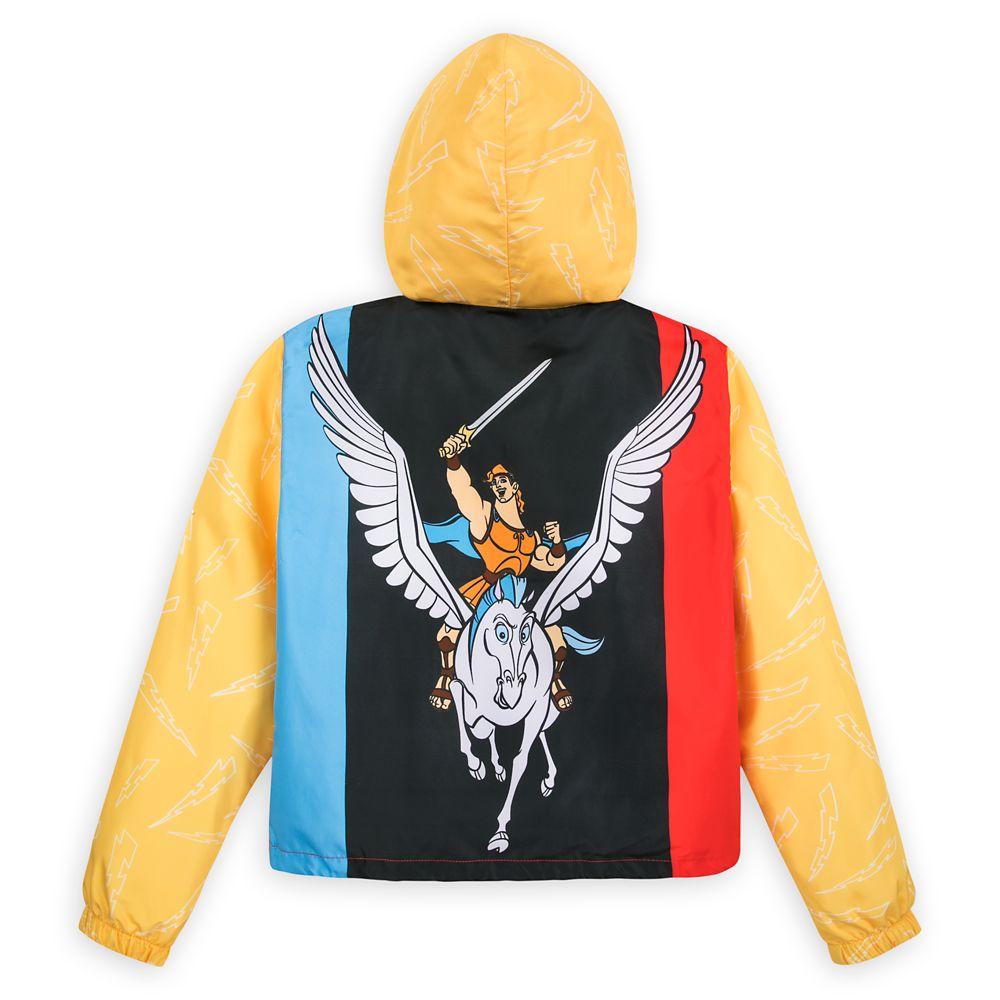 Hercules Windbreaker Jacket for Women