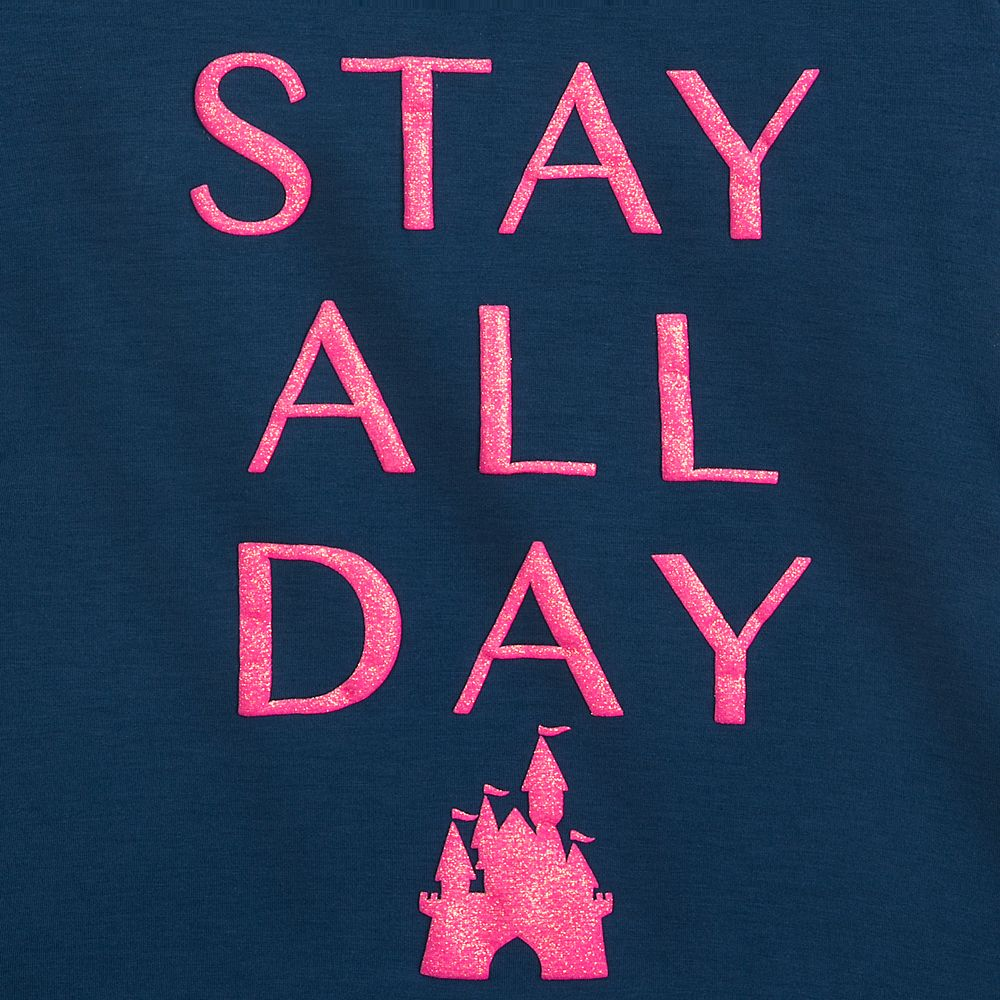 Fantasyland Castle ''Stay All Day'' T-Shirt for Women by Her Universe
