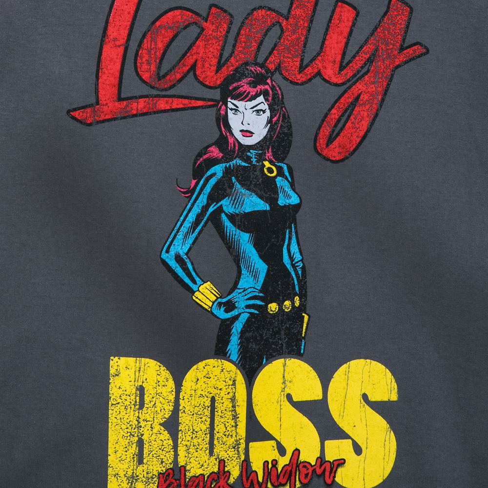 Black Widow T-Shirt for Women