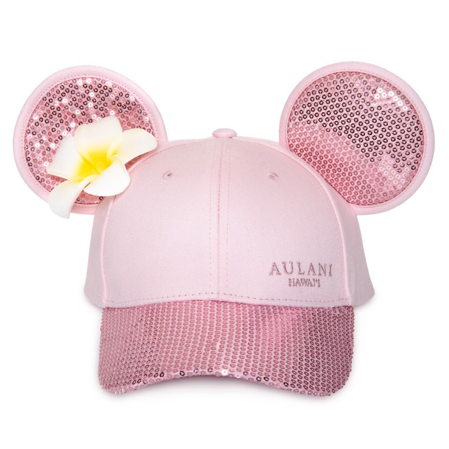 Mickey Mouse Sequined Baseball Cap for Adults – Aulani, A Disney Resort & Spa