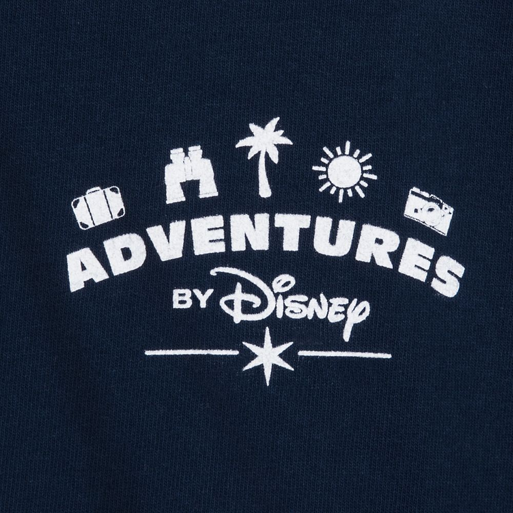 Adventures by Disney Spirit Jersey for Adults – Navy
