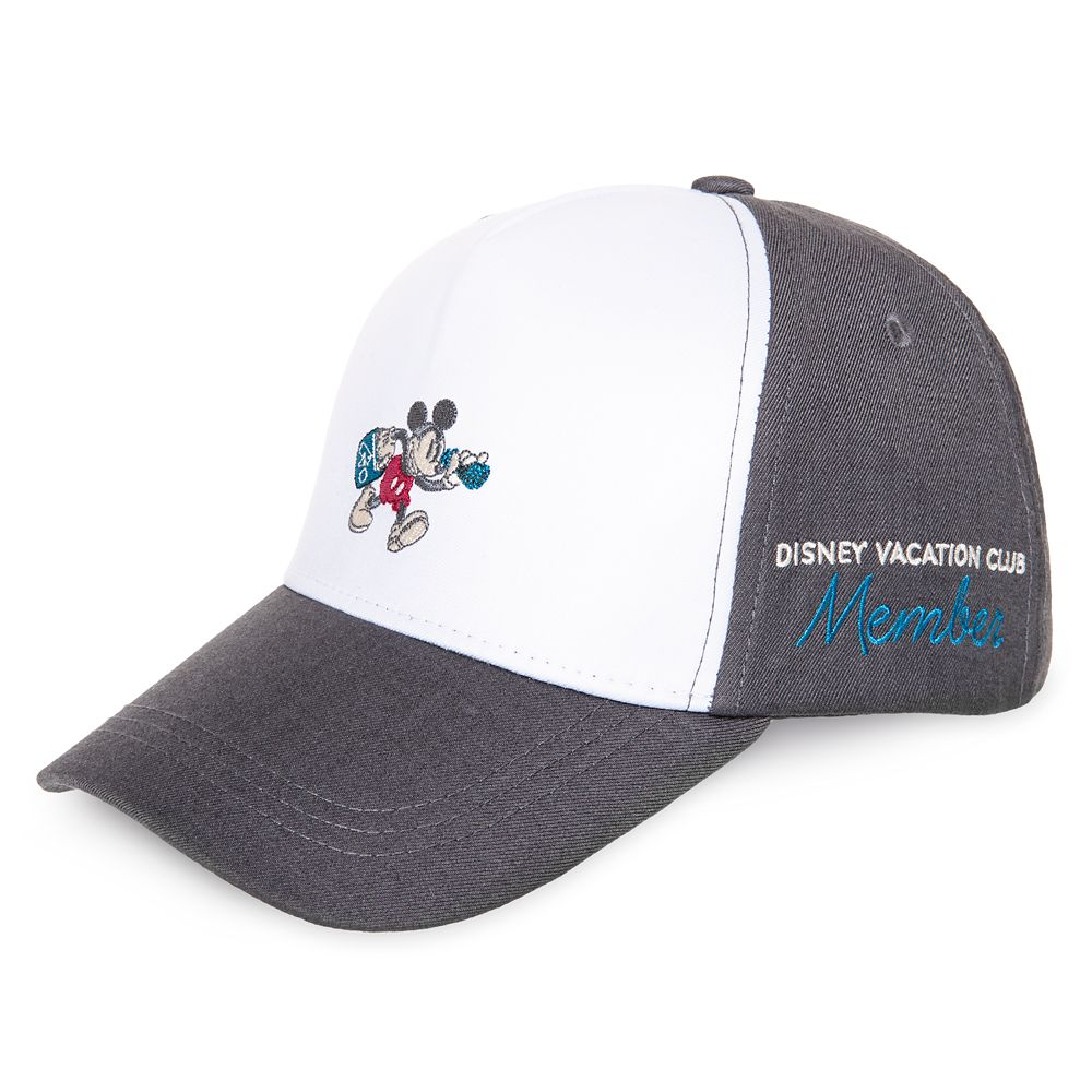Mickey Mouse Baseball Cap for Adults – Disney Vacation Club