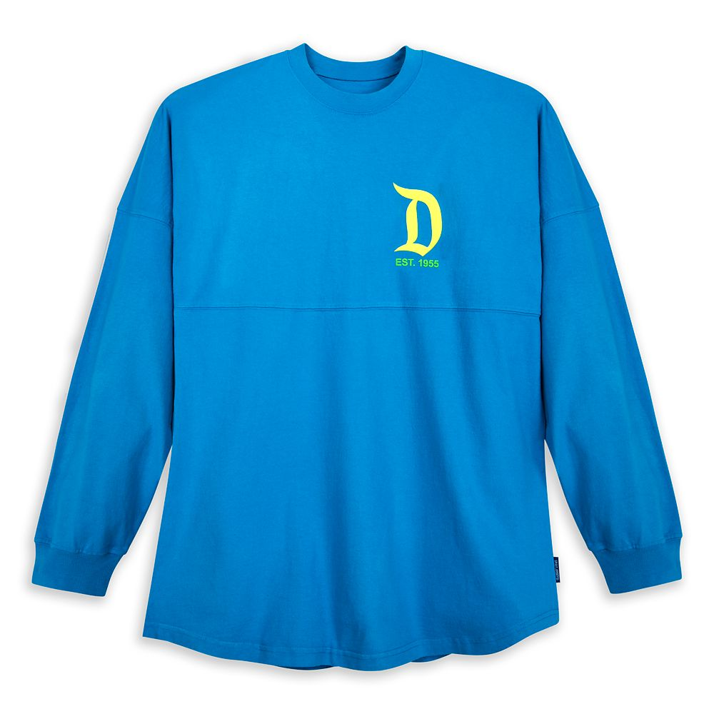 Disneyland Spirit Jersey for Adults – Neon Blue