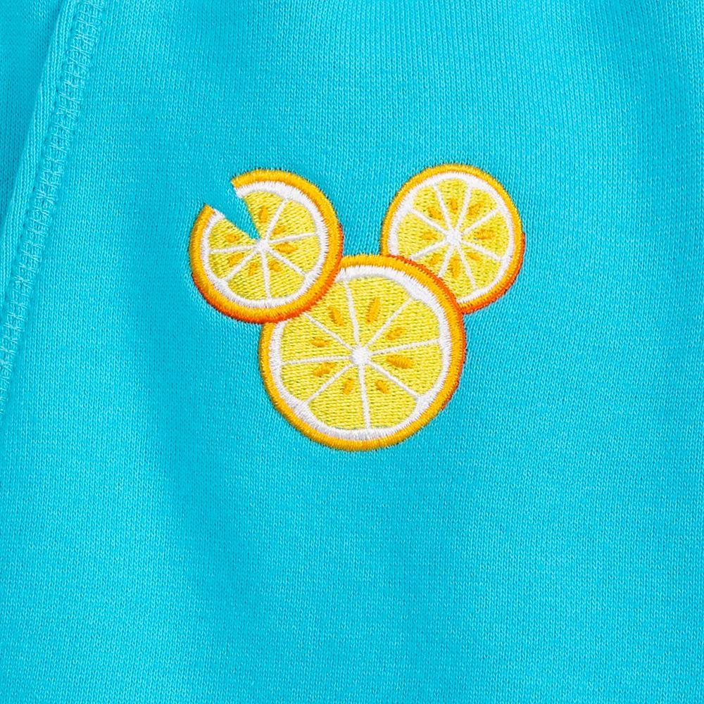 Mickey Mouse Lemon Icon Shorts for Women – Walt Disney World