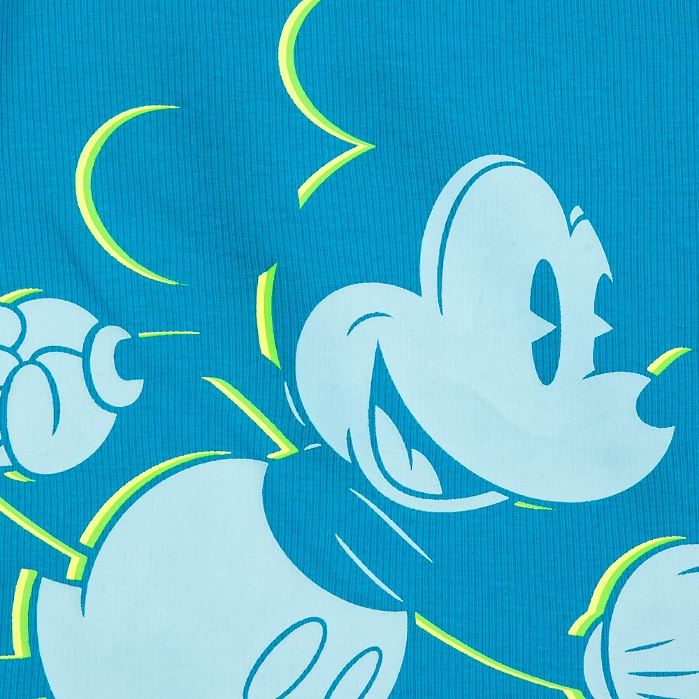 Mickey Mouse Neon Tank Top for Women – Disneyland