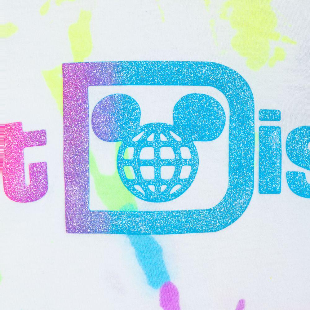 Walt Disney World Neon Splatter Spirit Jersey for Adults