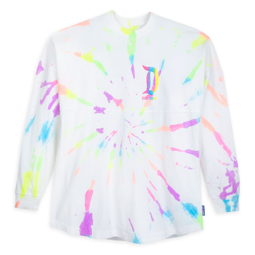 Disneyland Splatter Spirit Jersey for Adults