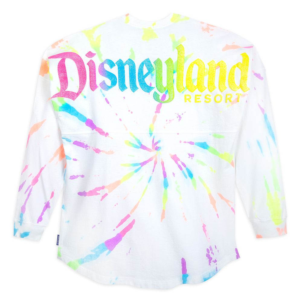 Disneyland Splatter Spirit Jersey for Adults
