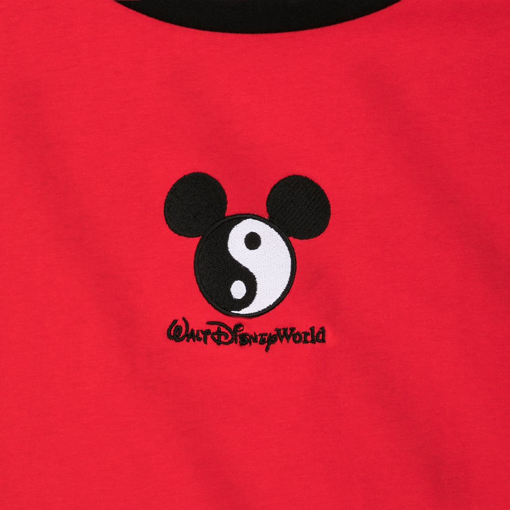 Mickey Mouse Icon Yin and Yang Fashion T-Shirt for Women – Walt Disney World