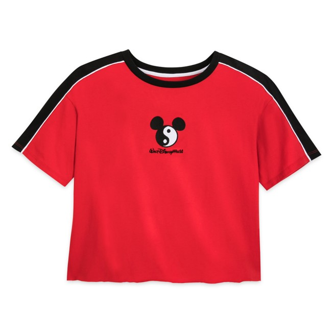 Mickey Mouse Icon Yin and Yang Fashion T-Shirt for Women – Walt Disney World