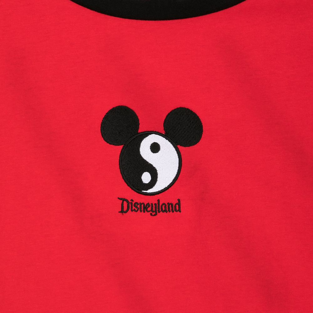 Mickey Mouse Icon Yin and Yang Fashion T-Shirt for Women – Disneyland