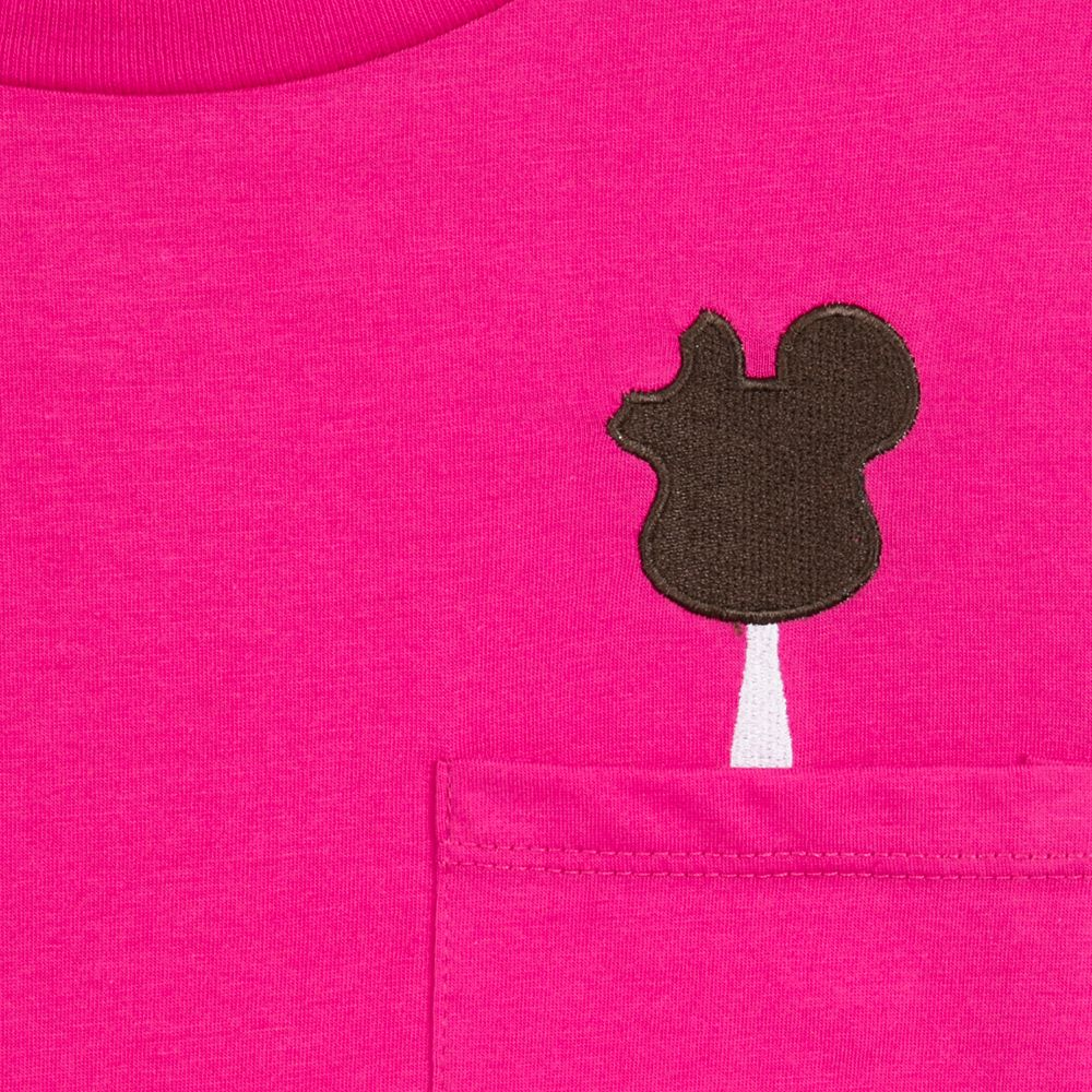 Mickey Mouse Ice Cream Bar T-Shirt for Women by Her Universe