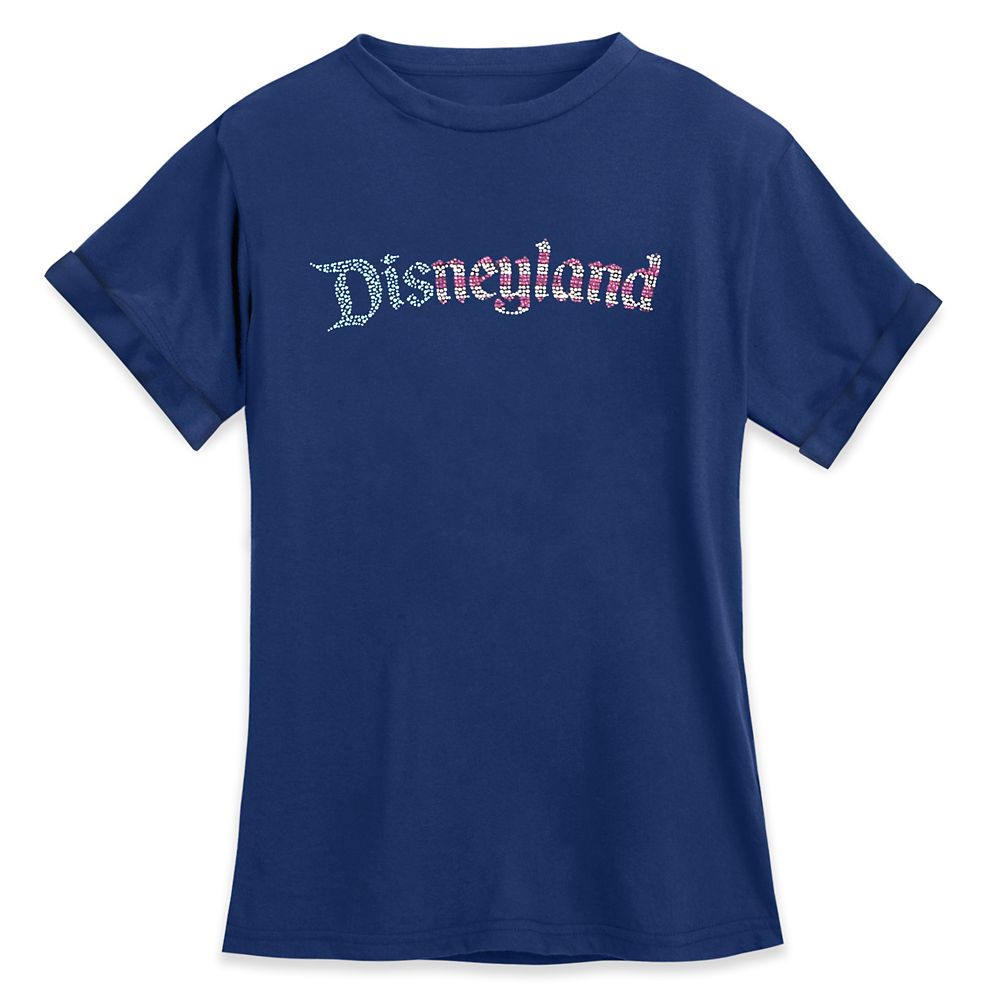 Disneyland Americana Fashion Tee for Women