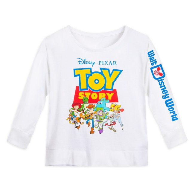 Toy Story 4 Pullover for Women – Walt Disney World