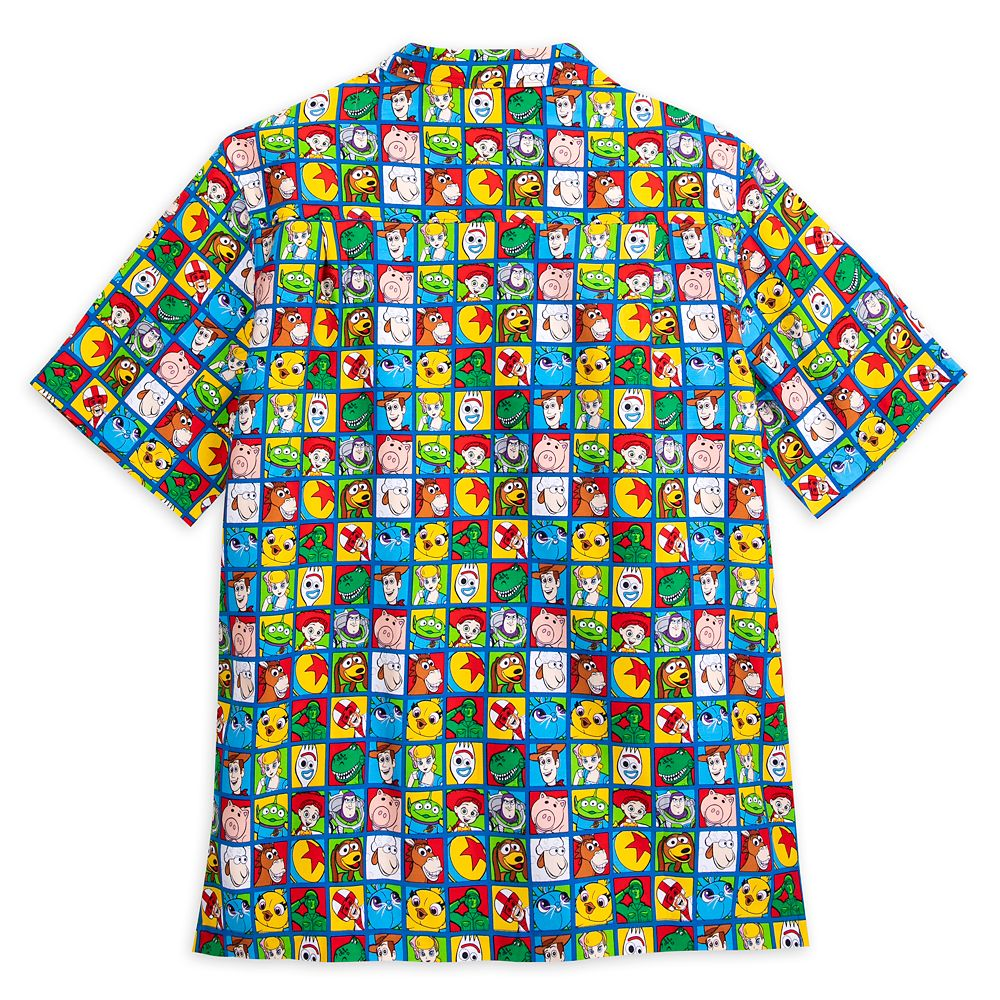 Toy Story Woven Shirt for Men