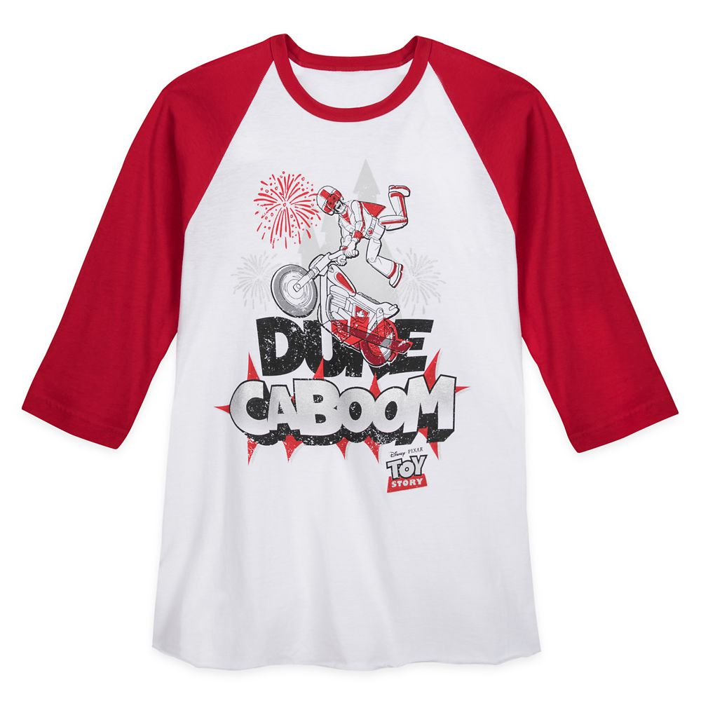 Duke Caboom Raglan T-Shirt for Men – Toy Story