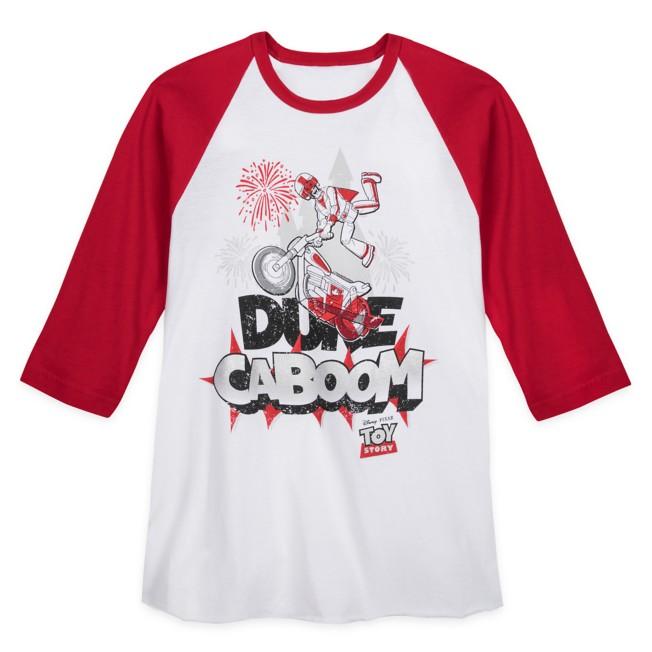 Duke Caboom Raglan T-Shirt for Men – Toy Story