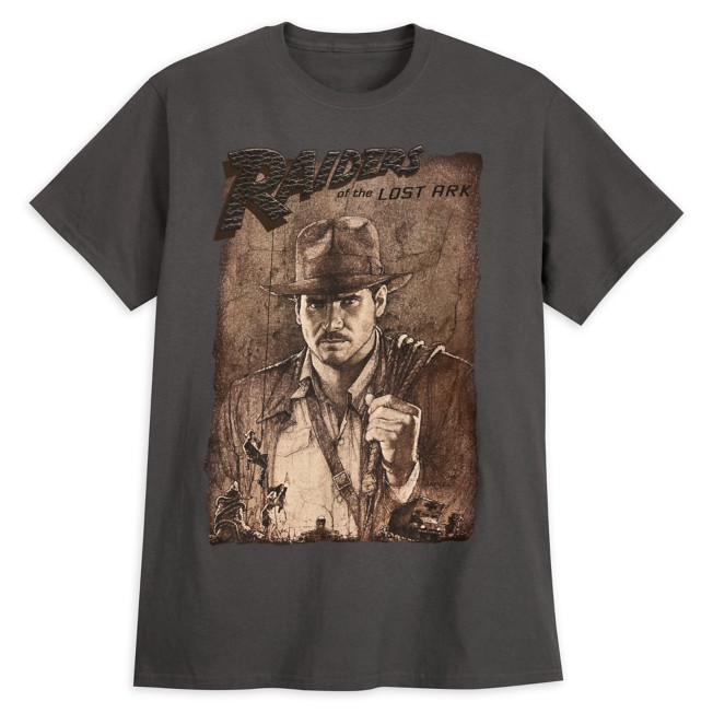Indiana Jones T-Shirt for Adults – Raiders of the Lost Ark