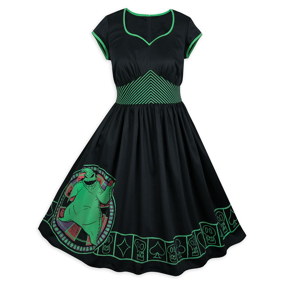 Oogie Boogie Dress for Women – The Nightmare Before Christmas