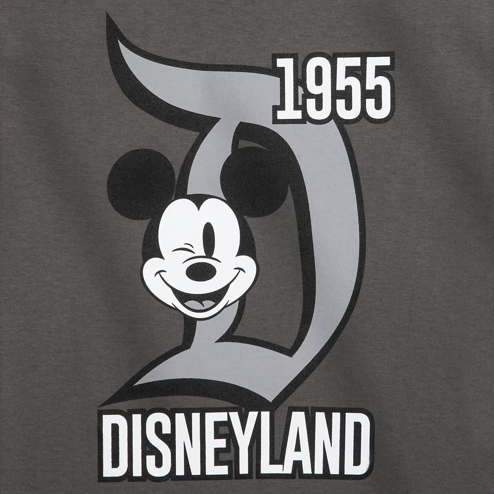 Mickey Mouse Winking T-Shirt for Men – Disneyland