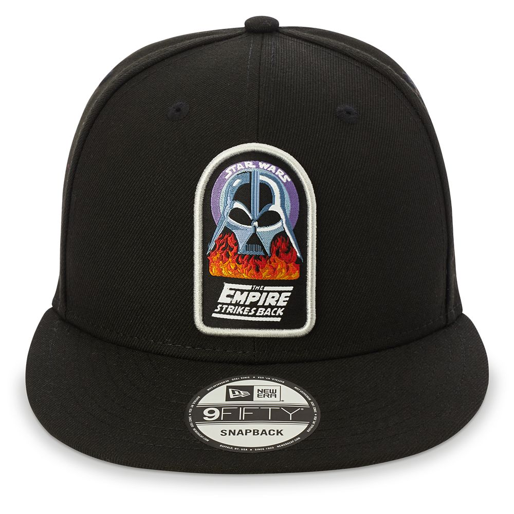 Star Wars: The Empire Strikes Back 40th Anniversary Snapback Hat – New Era – Adults