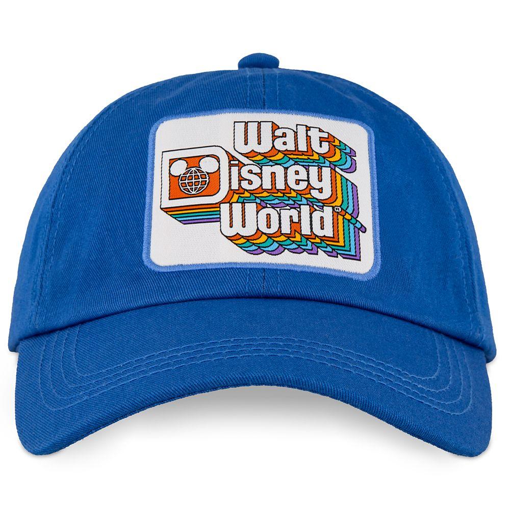 Walt Disney World Baseball Cap for Adults – Blue