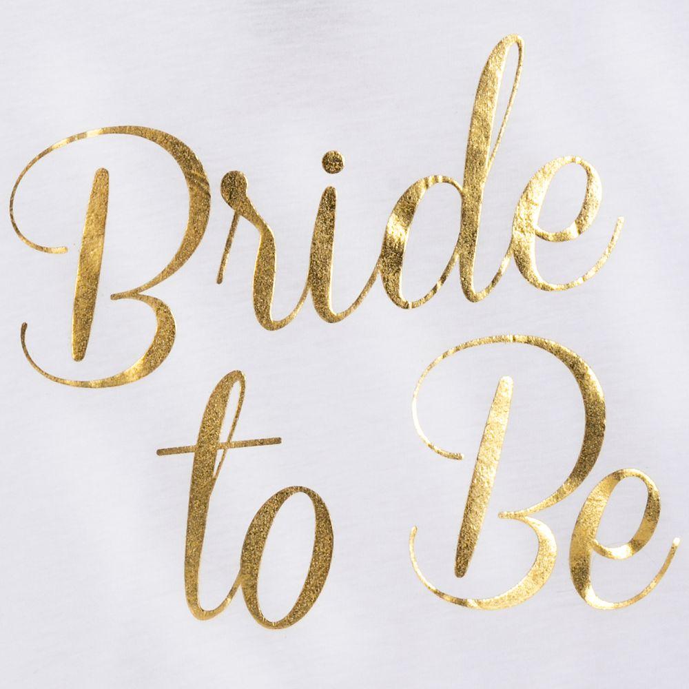 Disney Fairy Tale Weddings Bride T-Shirt for Women