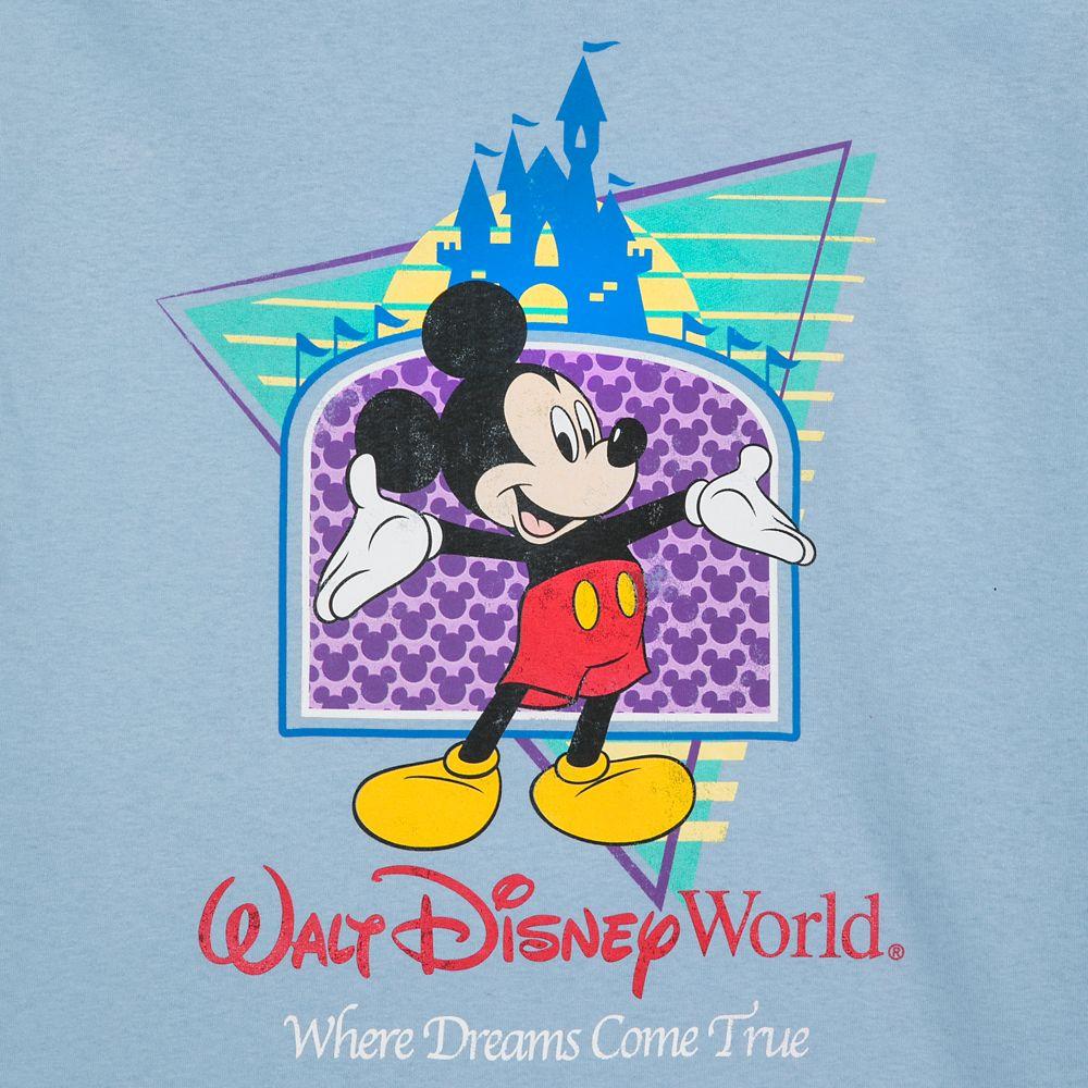 Mickey Mouse ''Where Dreams Come True'' T-Shirt for Men – Walt Disney World