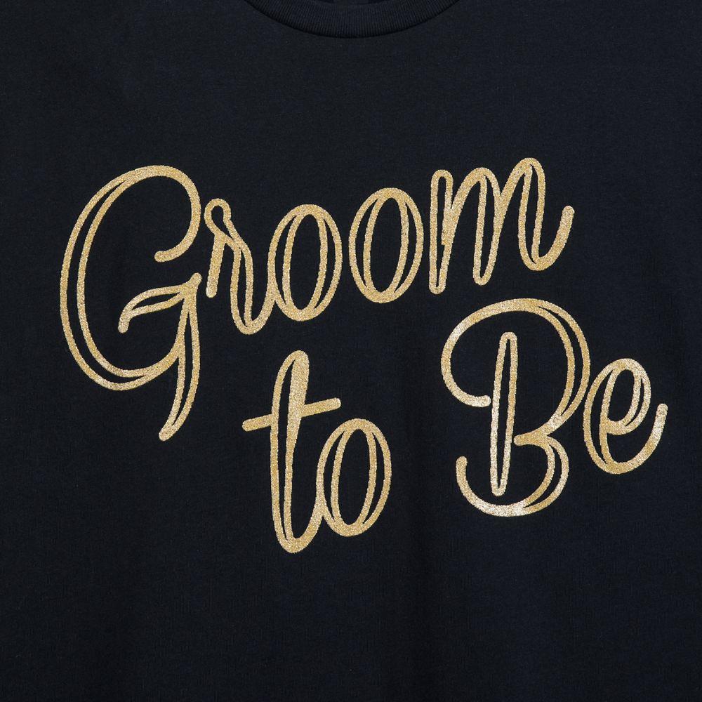 Disney Fairy Tale Weddings Groom T-Shirt for Men