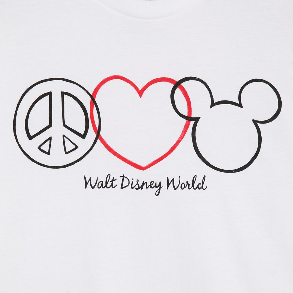 Mickey Mouse Icon T-Shirt for Adults – Walt Disney World