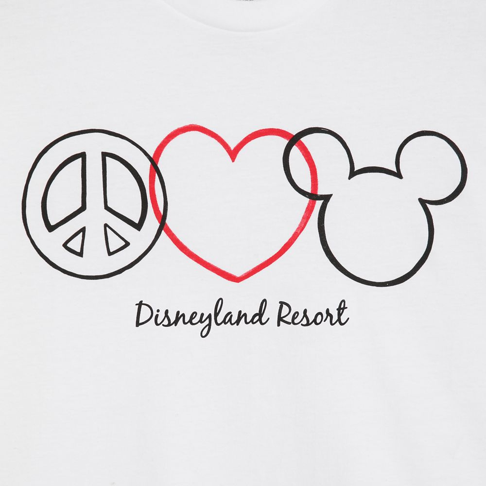 Mickey Mouse Icon T-Shirt for Adults – Disneyland