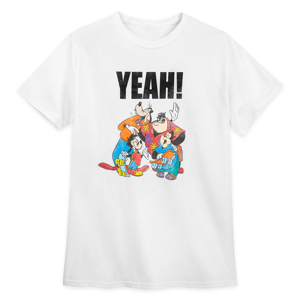 Goof Troop T-Shirt for Men