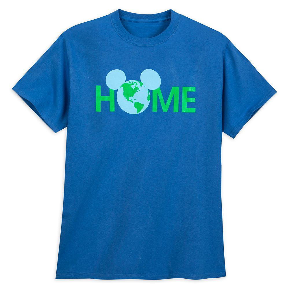 Mickey Mouse Icon ''Home'' T-Shirt for Men
