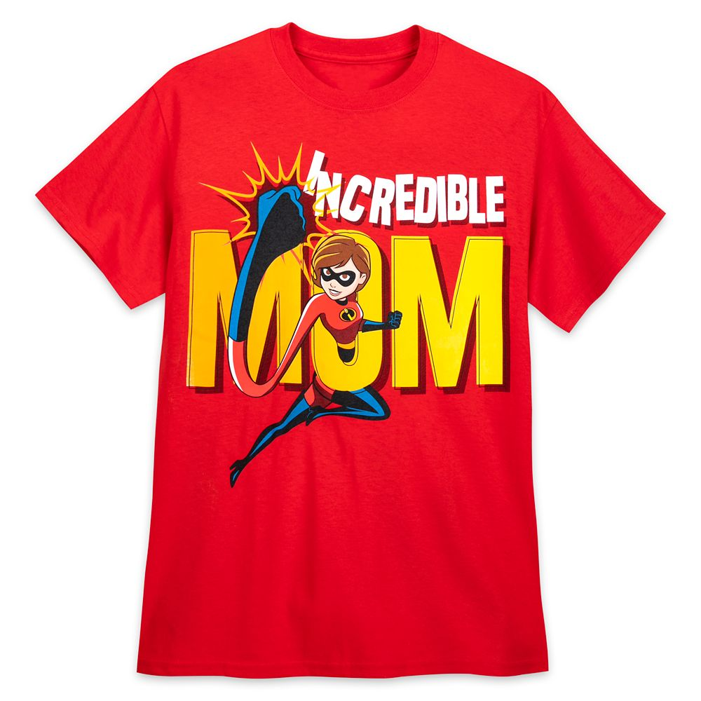 Elastigirl ''Incredible Mom'' T-Shirt for Women