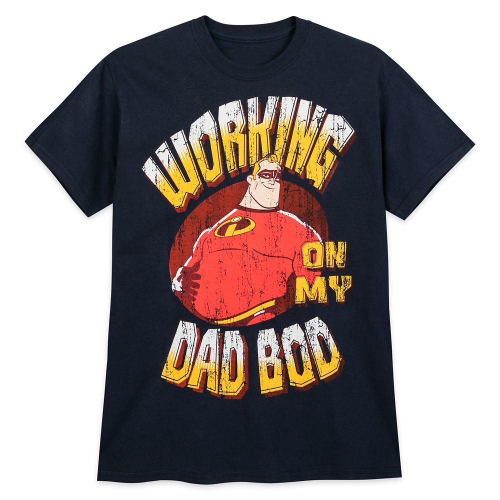 Mr. Incredible ''Dad Bod'' T-Shirt for Men