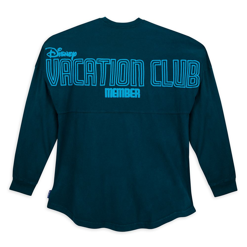 Disney Vacation Club Member Spirit Jersey for Adults – Teal
