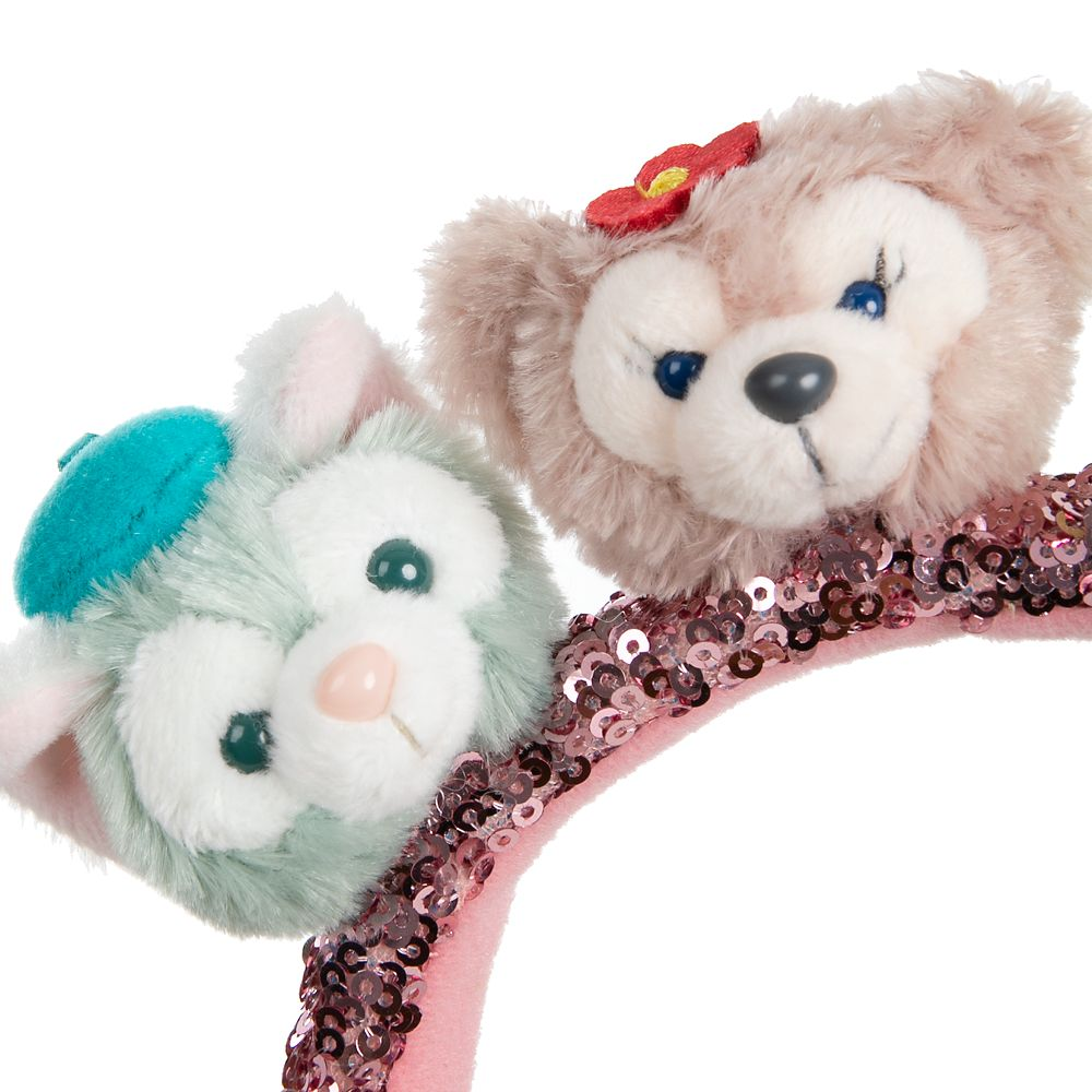 Duffy and Friends Plush Headband for Adults – Aulani, A Disney Resort & Spa