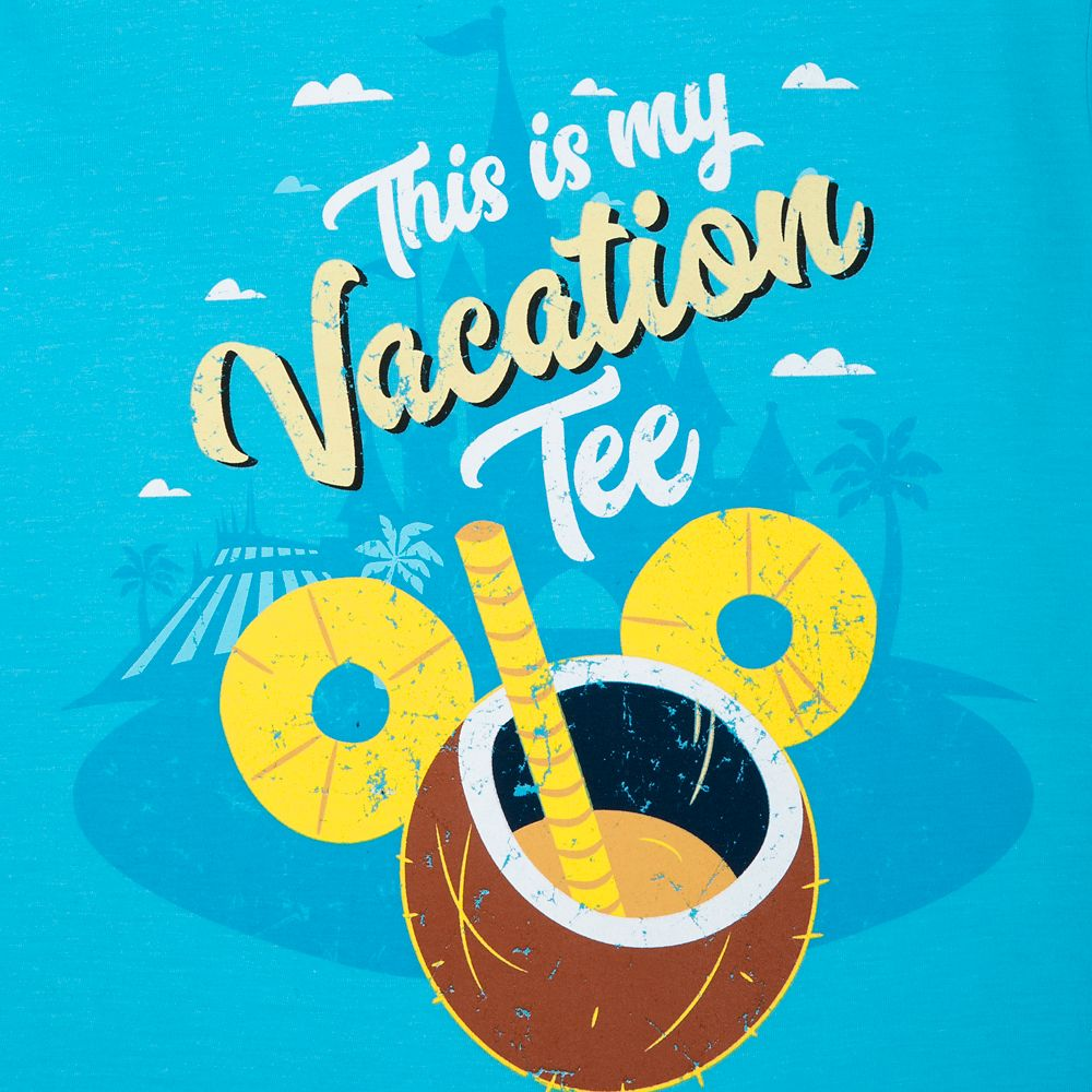 Disney Parks Vacation T-Shirt for Adults