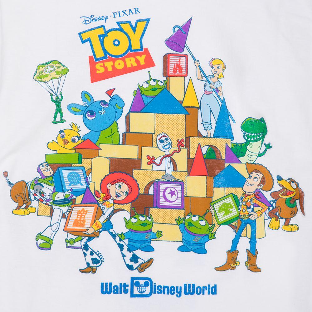 Toy Story T-Shirt for Adults – Walt Disney World