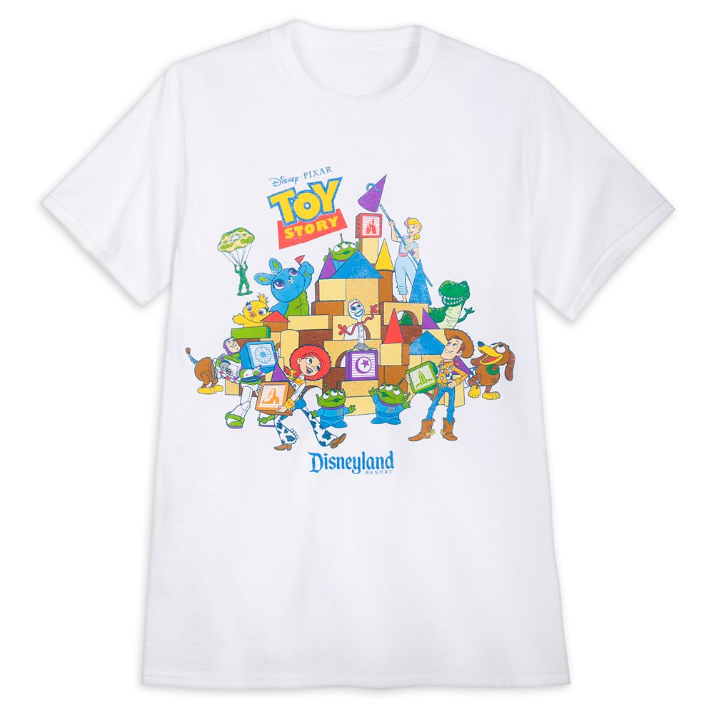 Toy Story T-Shirt for Adults – Disneyland