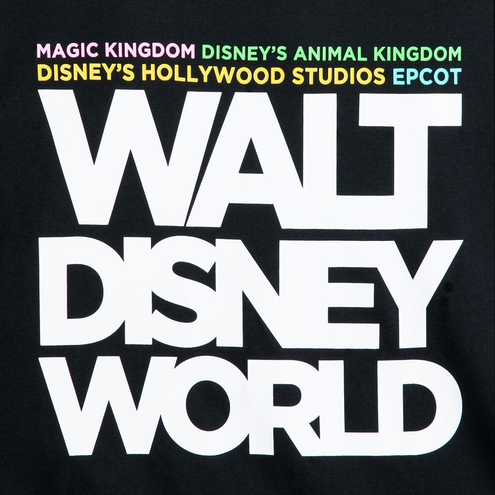 Walt Disney World Text T-Shirt for Women