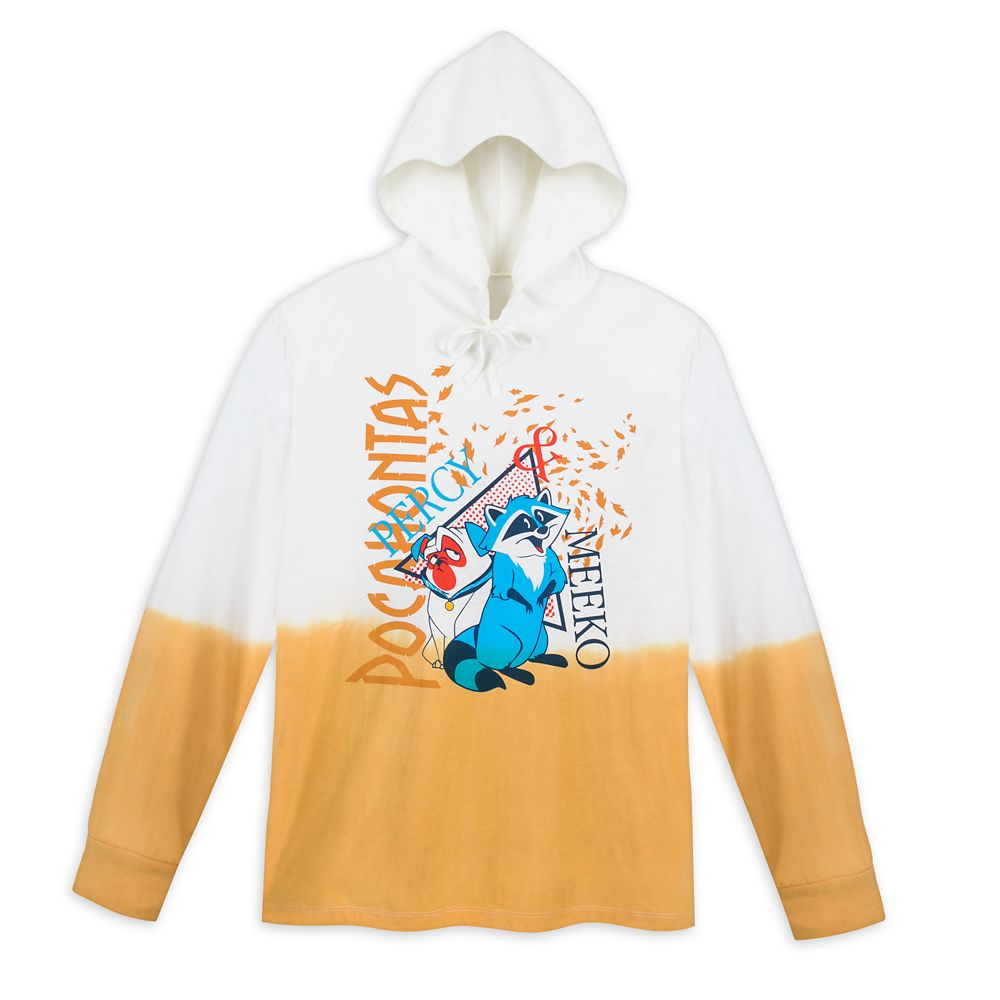 Percy & Meeko Pullover Hoodie for Adults – Pocahontas