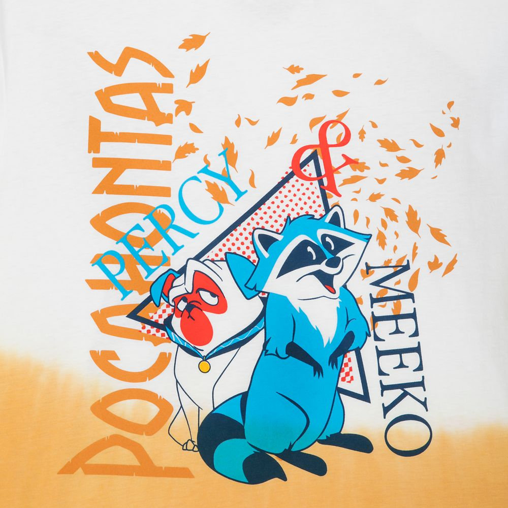 Percy & Meeko Pullover Hoodie for Adults – Pocahontas