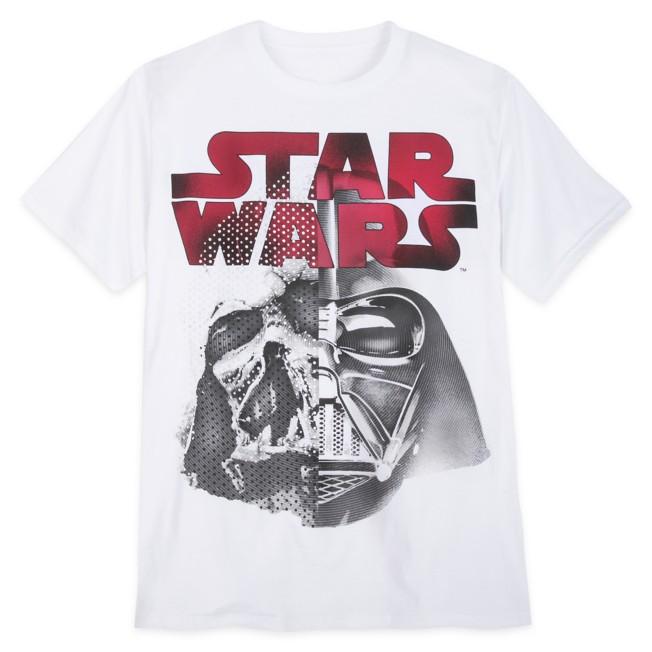 Darth Vader's Helmet T-Shirt for Men – Star Wars