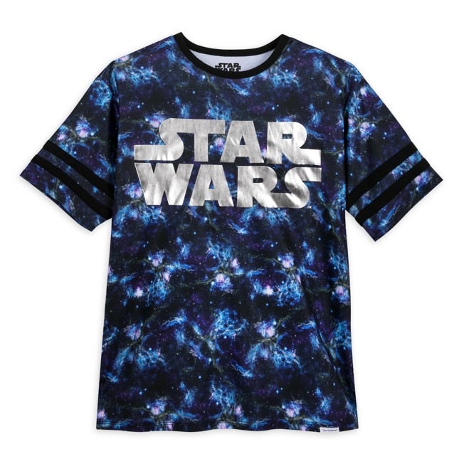 Star Wars Galaxy T-Shirt for Adults by Our Universe